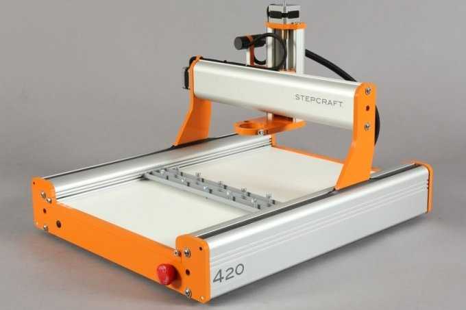 Stepcraft 420 Universelle Cnc Modellbaumaschine
