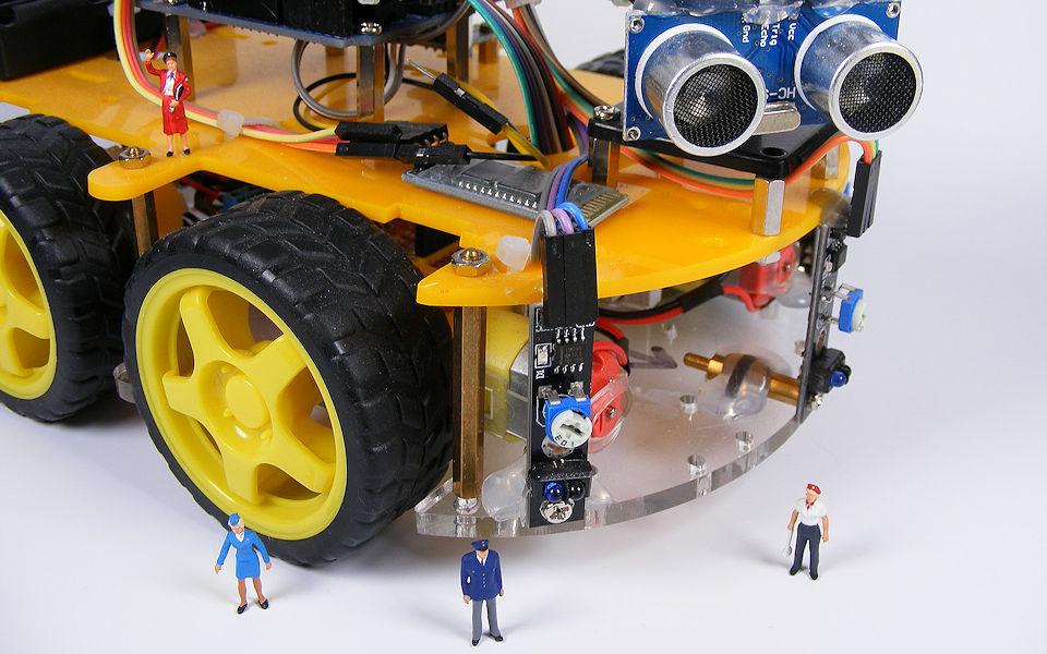Arduino wd roboter